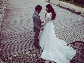 Le mariage de Coralie et Matthias