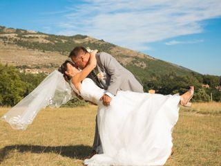Le mariage de Céline et Robert