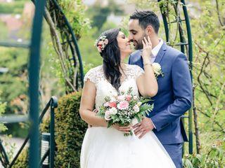 Le mariage de Noémie et Diego