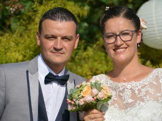 Le mariage de Pauline et vincent et MOUTON