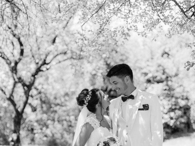 Le mariage de Jimmy et Cindy à Valence, Drôme 1