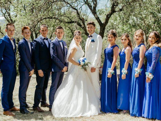 Le mariage de Jimmy et Cindy à Valence, Drôme 34