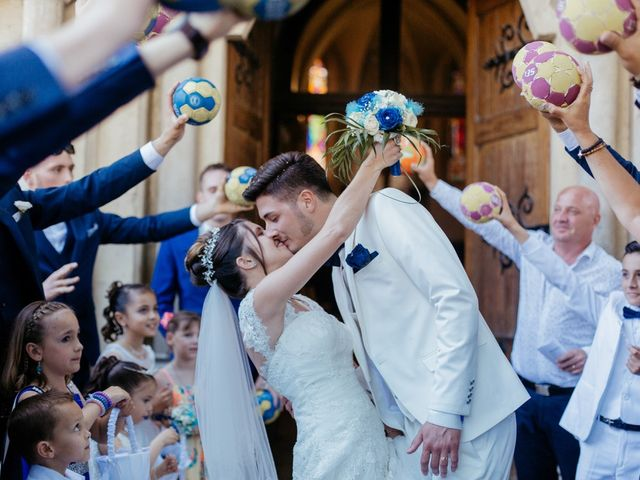 Le mariage de Jimmy et Cindy à Valence, Drôme 48