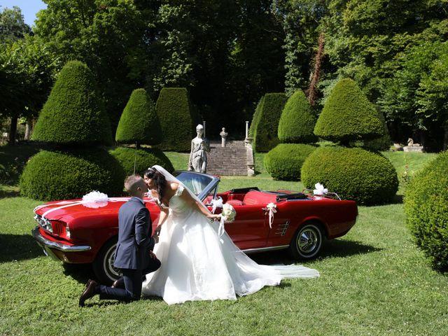Le mariage de Christina et Alexandre