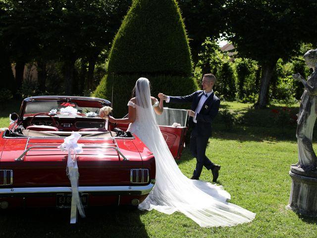 Le mariage de Alexandre et Christina à Samoreau, Seine-et-Marne 7
