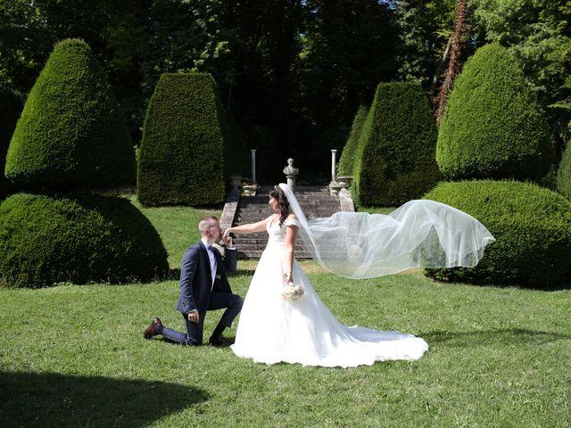 Le mariage de Alexandre et Christina à Samoreau, Seine-et-Marne 11