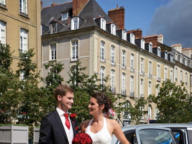 Le mariage de Gauthier et Joanne à Rennes, Ille et Vilaine 3