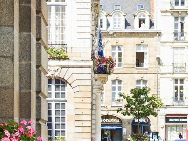 Le mariage de Gauthier et Joanne à Rennes, Ille et Vilaine 4