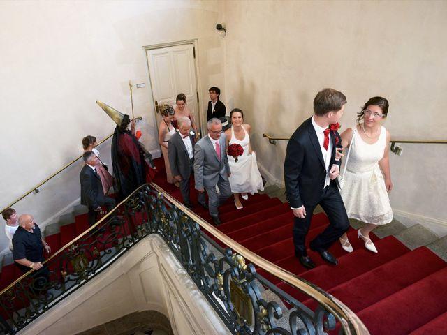 Le mariage de Gauthier et Joanne à Rennes, Ille et Vilaine 2