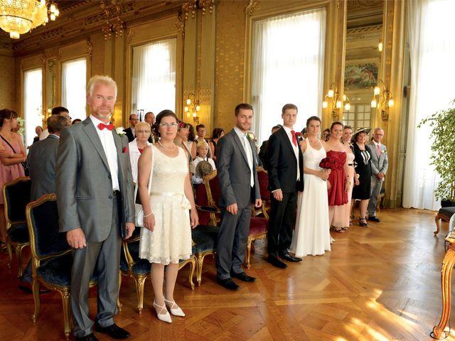Le mariage de Gauthier et Joanne à Rennes, Ille et Vilaine 6