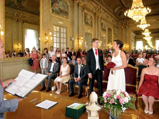 Le mariage de Gauthier et Joanne à Rennes, Ille et Vilaine 10