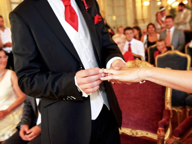 Le mariage de Gauthier et Joanne à Rennes, Ille et Vilaine 14