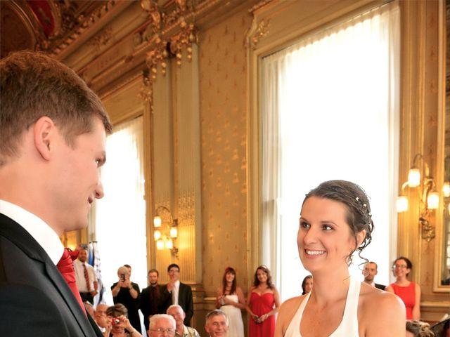 Le mariage de Gauthier et Joanne à Rennes, Ille et Vilaine 15