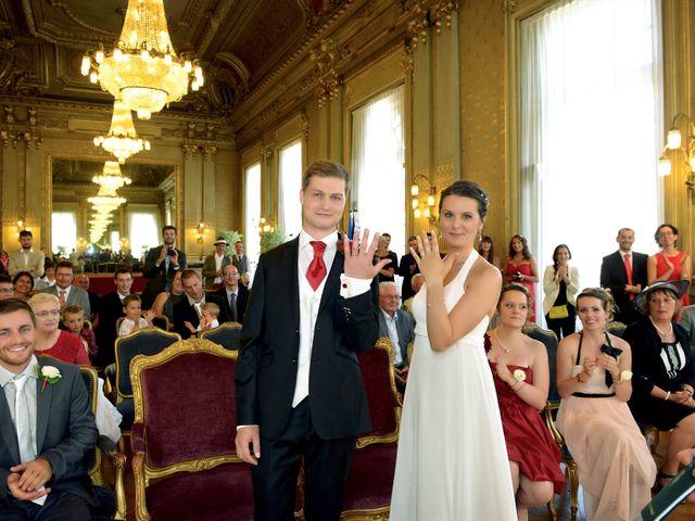 Le mariage de Gauthier et Joanne à Rennes, Ille et Vilaine 16