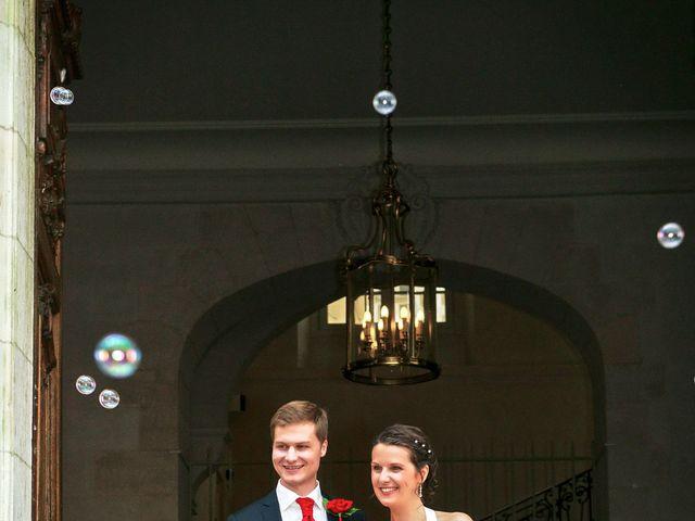 Le mariage de Gauthier et Joanne à Rennes, Ille et Vilaine 19