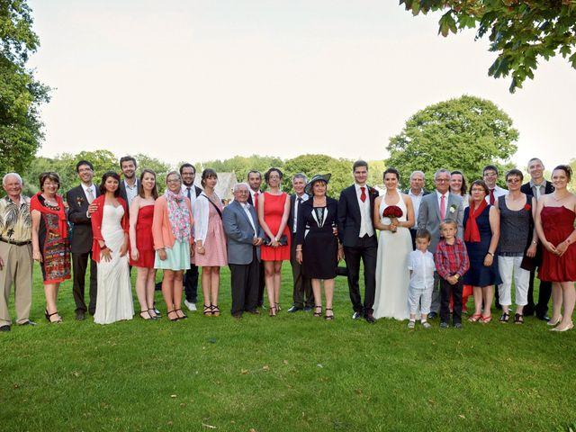 Le mariage de Gauthier et Joanne à Rennes, Ille et Vilaine 28