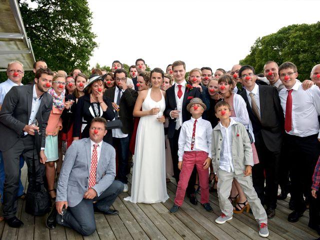 Le mariage de Gauthier et Joanne à Rennes, Ille et Vilaine 33