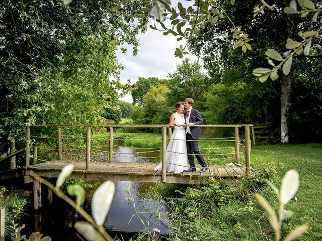 Le mariage de Gauthier et Joanne à Rennes, Ille et Vilaine 50