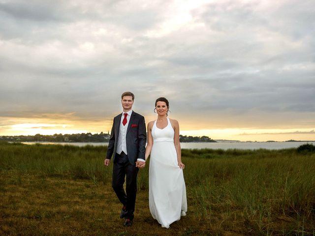 Le mariage de Gauthier et Joanne à Rennes, Ille et Vilaine 66