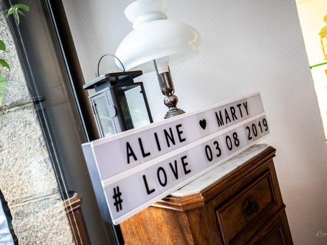 Le mariage de Marty et Aline à Brest, Finistère 13