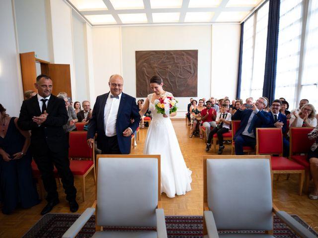 Le mariage de Marty et Aline à Brest, Finistère 35