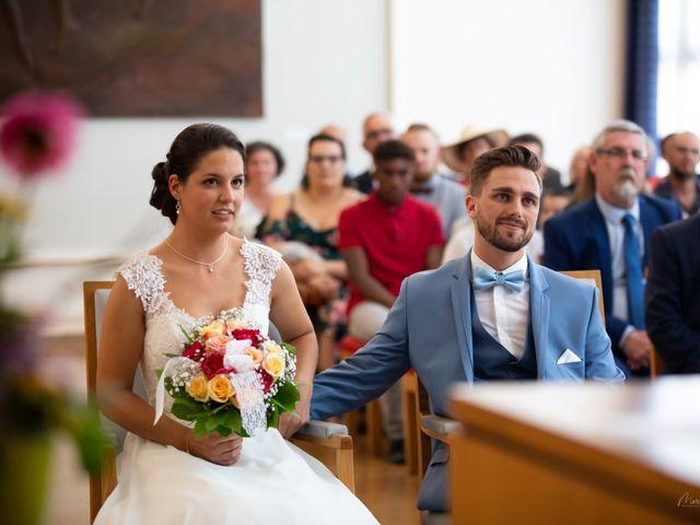 Le mariage de Marty et Aline à Brest, Finistère 36