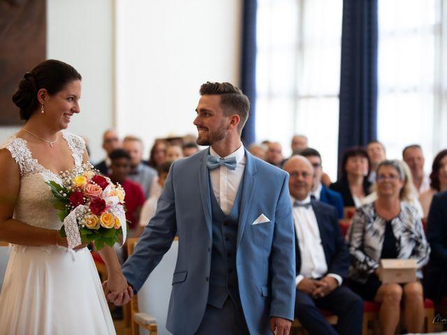 Le mariage de Marty et Aline à Brest, Finistère 37