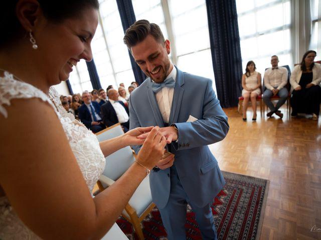 Le mariage de Marty et Aline à Brest, Finistère 41