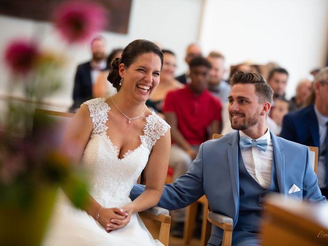 Le mariage de Marty et Aline à Brest, Finistère 42