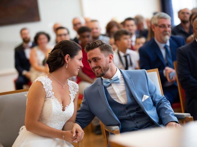 Le mariage de Marty et Aline à Brest, Finistère 43