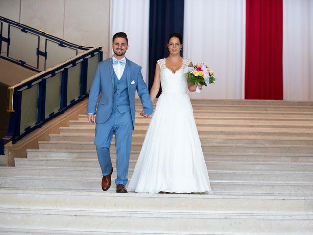 Le mariage de Marty et Aline à Brest, Finistère 44