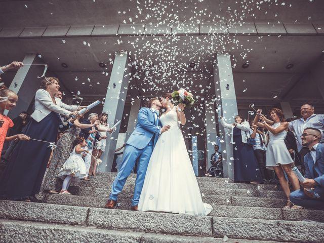 Le mariage de Marty et Aline à Brest, Finistère 45