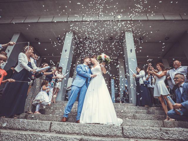 Le mariage de Marty et Aline à Brest, Finistère 46