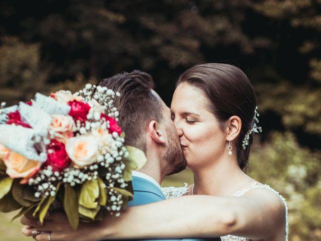 Le mariage de Marty et Aline à Brest, Finistère 69