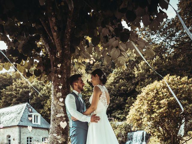 Le mariage de Marty et Aline à Brest, Finistère 74