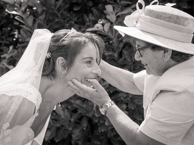 Le mariage de Robert et Céline à Saint-Vallier-de-Thiey, Alpes-Maritimes 10
