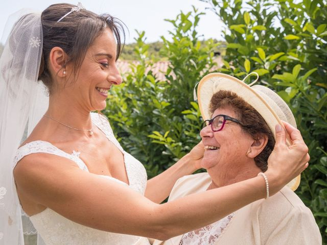 Le mariage de Robert et Céline à Saint-Vallier-de-Thiey, Alpes-Maritimes 12