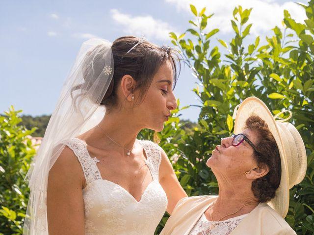 Le mariage de Robert et Céline à Saint-Vallier-de-Thiey, Alpes-Maritimes 13