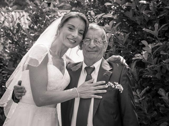 Le mariage de Robert et Céline à Saint-Vallier-de-Thiey, Alpes-Maritimes 15