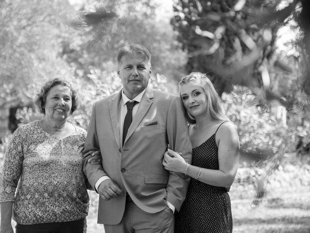 Le mariage de Robert et Céline à Saint-Vallier-de-Thiey, Alpes-Maritimes 31