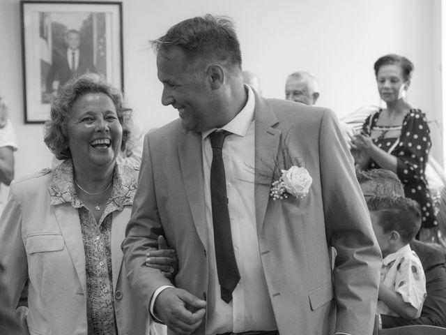 Le mariage de Robert et Céline à Saint-Vallier-de-Thiey, Alpes-Maritimes 32