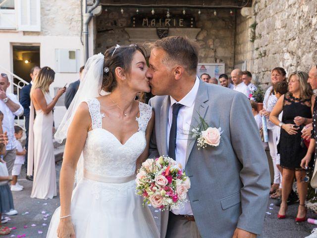 Le mariage de Robert et Céline à Saint-Vallier-de-Thiey, Alpes-Maritimes 50