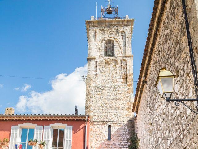 Le mariage de Robert et Céline à Saint-Vallier-de-Thiey, Alpes-Maritimes 52