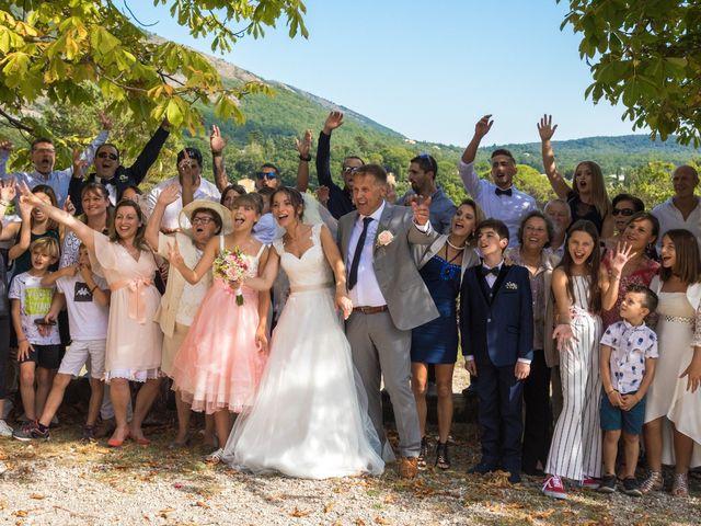 Le mariage de Robert et Céline à Saint-Vallier-de-Thiey, Alpes-Maritimes 54