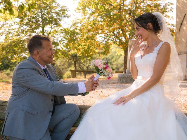 Le mariage de Robert et Céline à Saint-Vallier-de-Thiey, Alpes-Maritimes 69