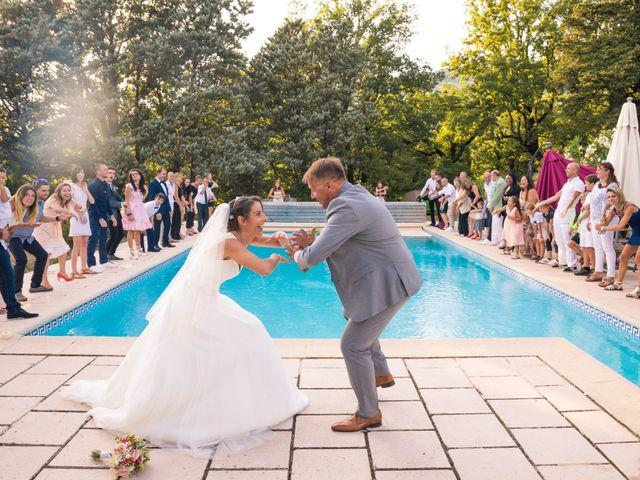 Le mariage de Robert et Céline à Saint-Vallier-de-Thiey, Alpes-Maritimes 81