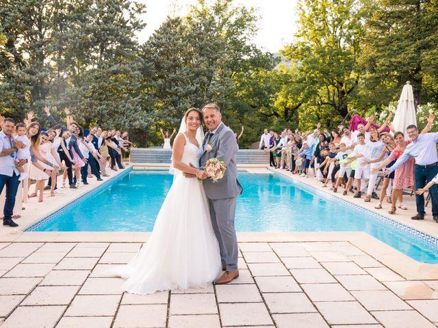 Le mariage de Robert et Céline à Saint-Vallier-de-Thiey, Alpes-Maritimes 82