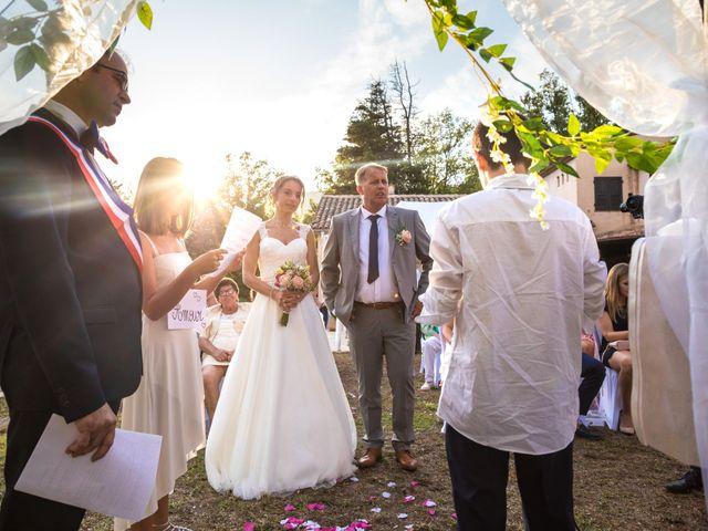 Le mariage de Robert et Céline à Saint-Vallier-de-Thiey, Alpes-Maritimes 87