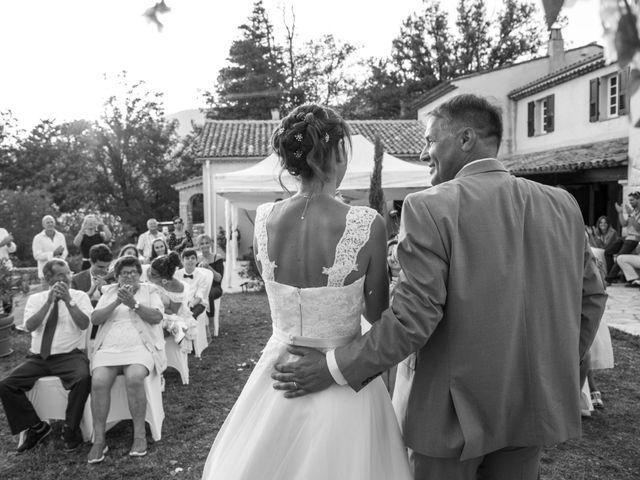 Le mariage de Robert et Céline à Saint-Vallier-de-Thiey, Alpes-Maritimes 96