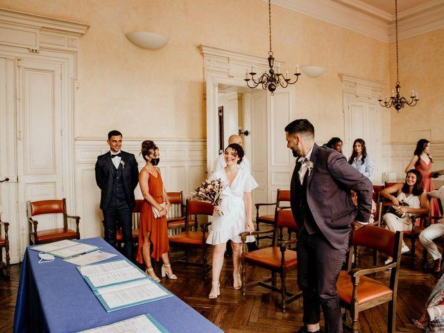 Le mariage de Léo et Dorine à Frontignan, Hérault 22